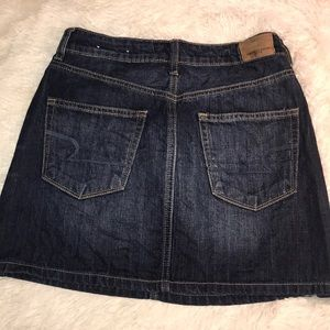 American Eagle Outfitters Skirts - American Eagle highest rise mini sz 4